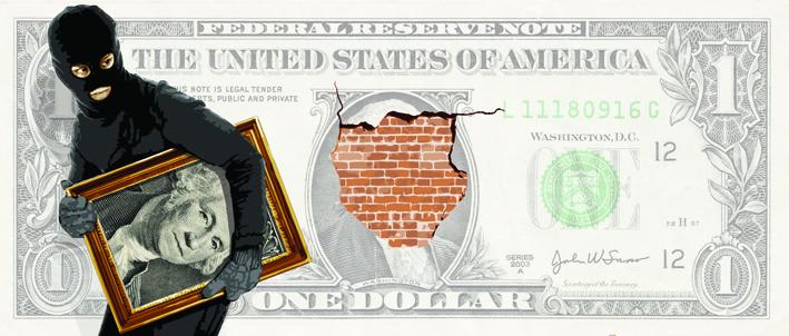 penny dollar heist