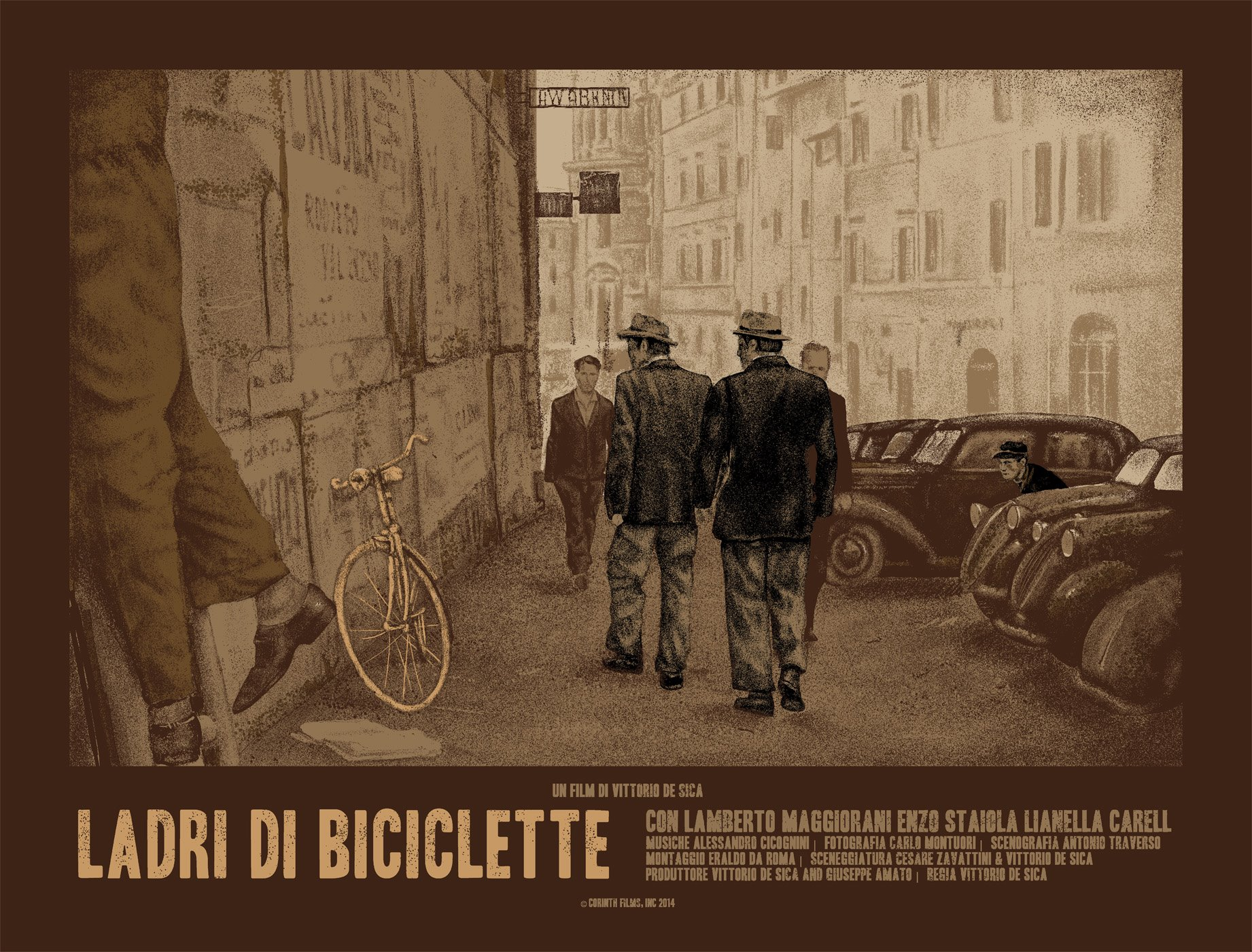 Xul1349 the bicycle thief variant