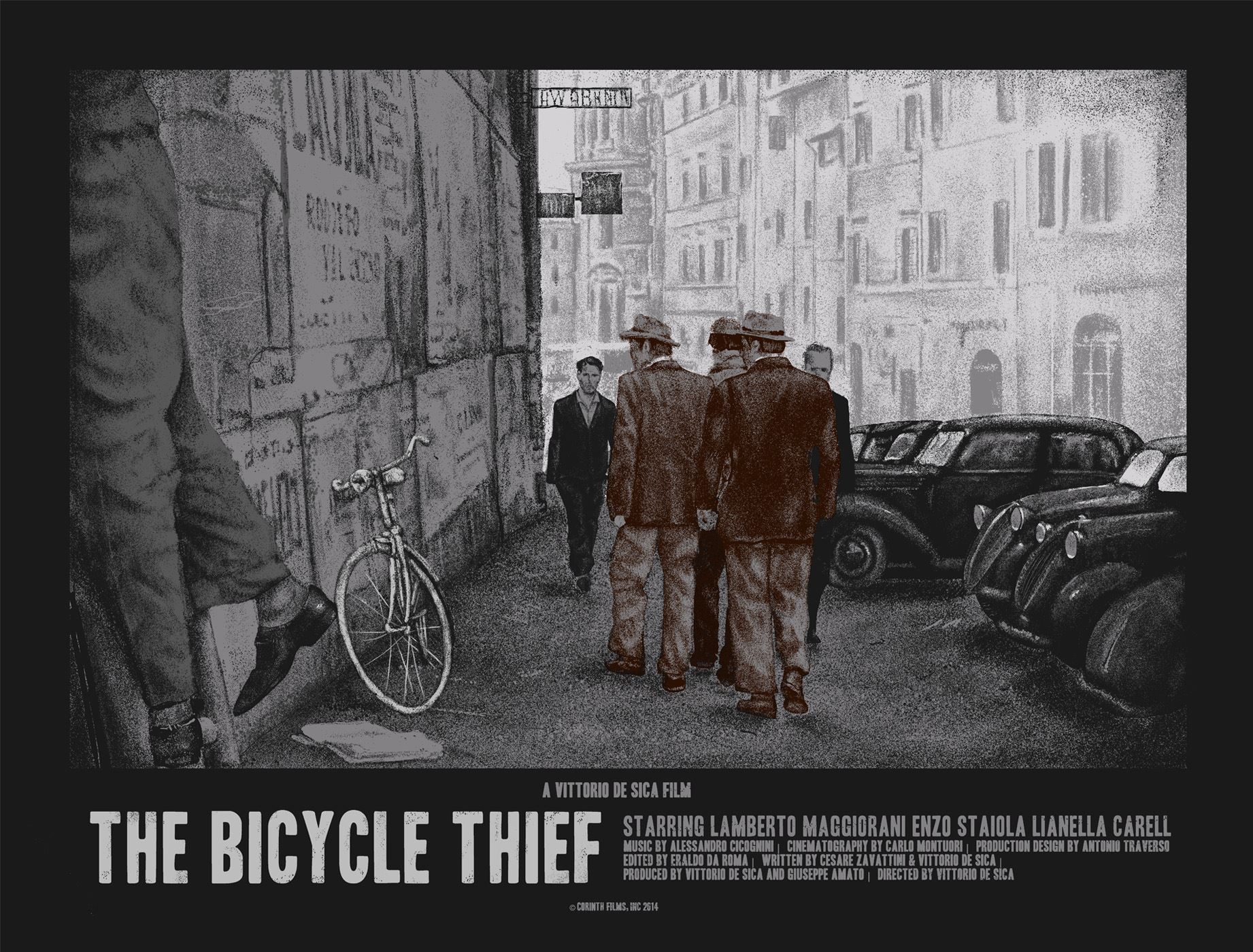 Xul1349 the bicycle thief