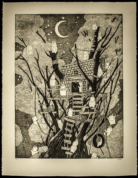 carr treehouse