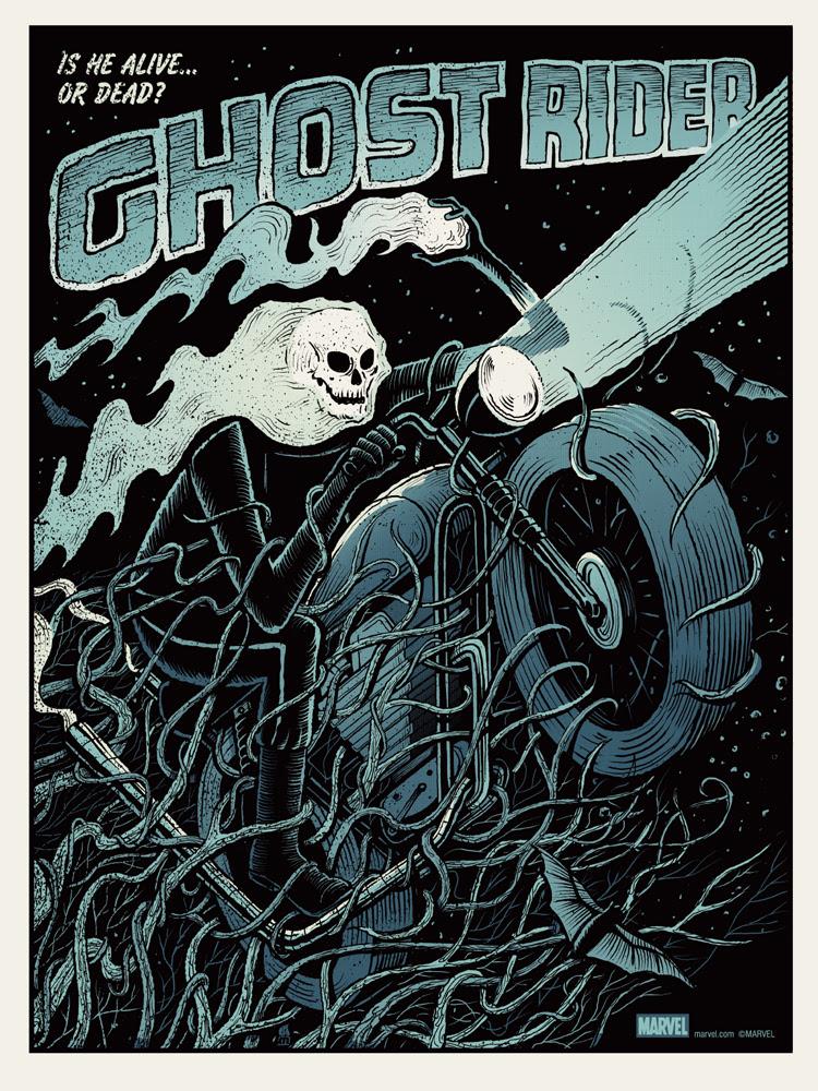 methane ghost rider