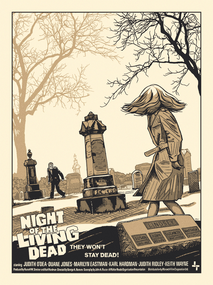 ne Night of the Living Dead