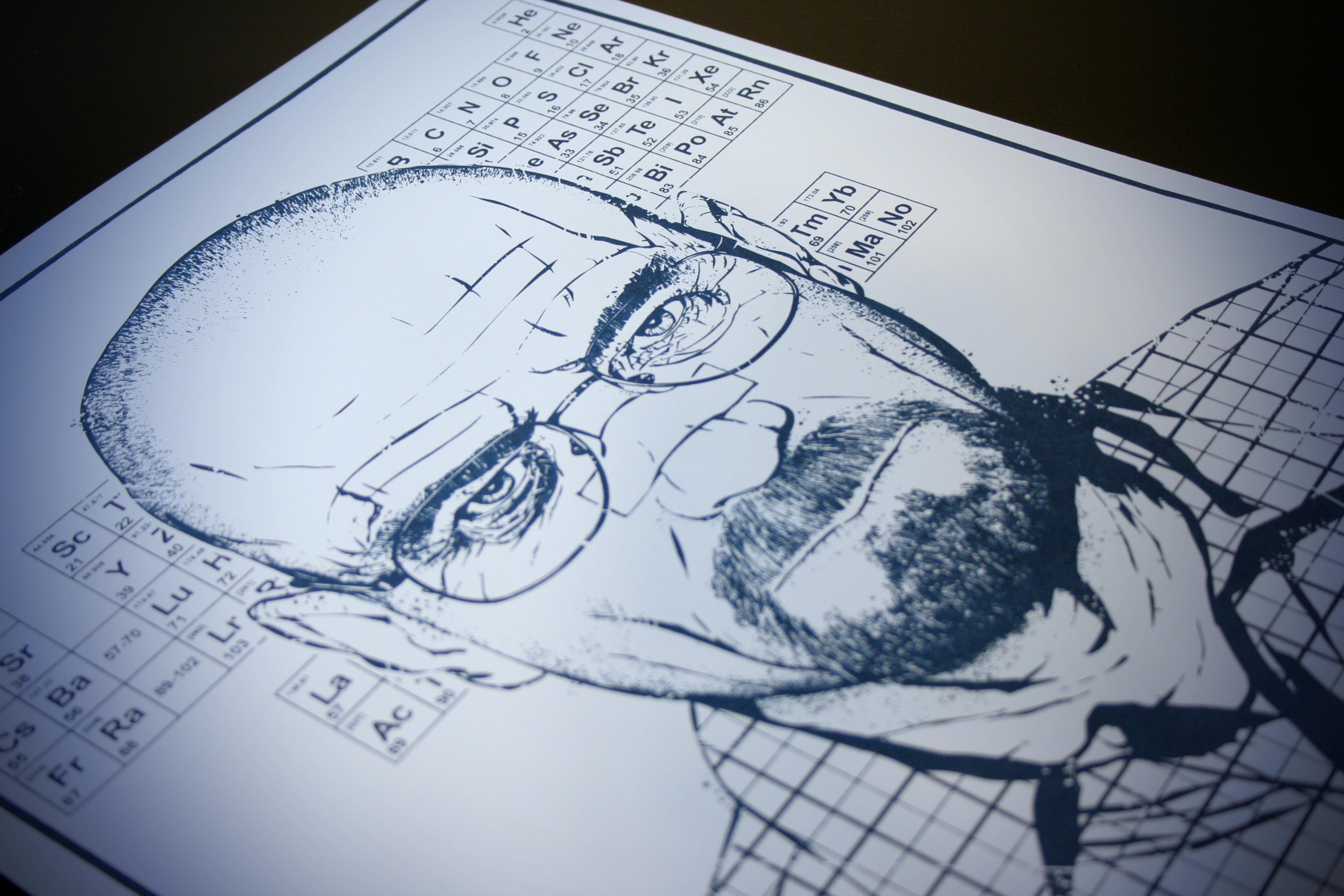 anderson Walter White Heisenberg blue 2