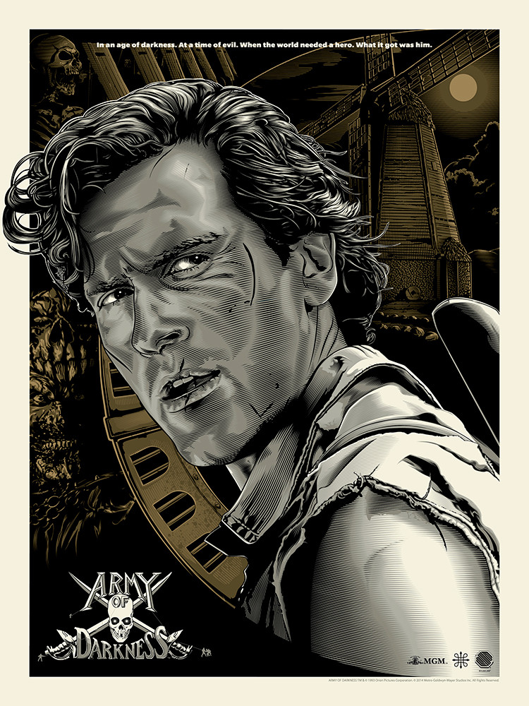 boyes Army Of Darkness variant