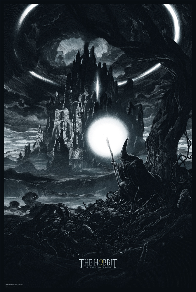 delort The Hobbit The Desolation of Smaug variant