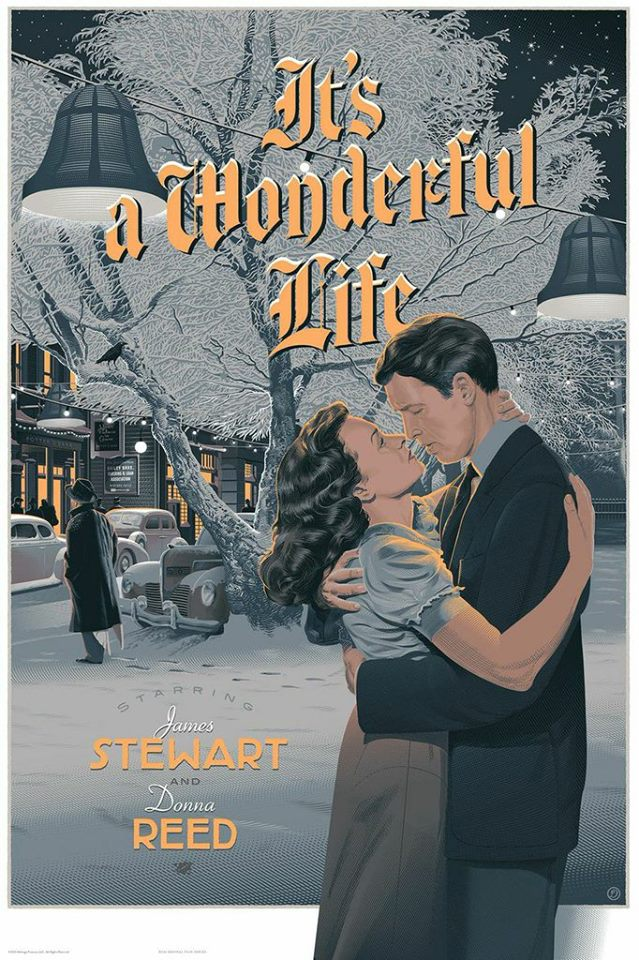 It S A Wonderful Life By Laurent Durieux 411posters