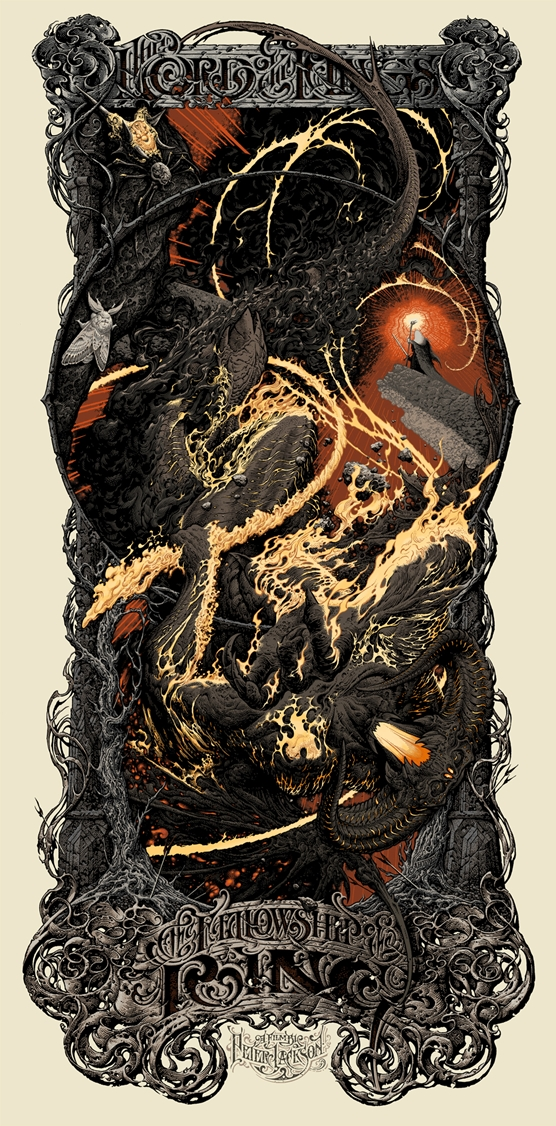 horkey The Lord of the Rings The Fellowship of the Ring