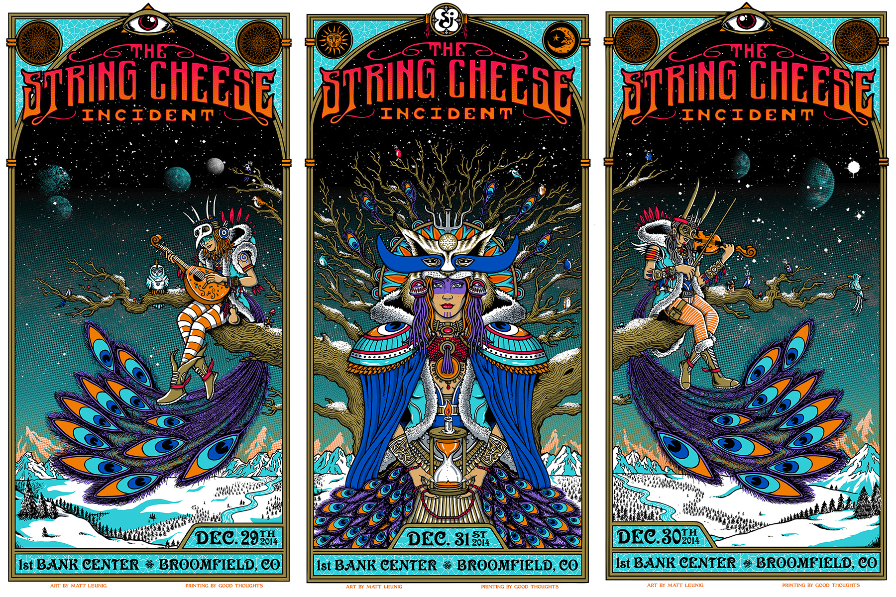 leunig String Cheese Incident - Broomfield, CO 2014