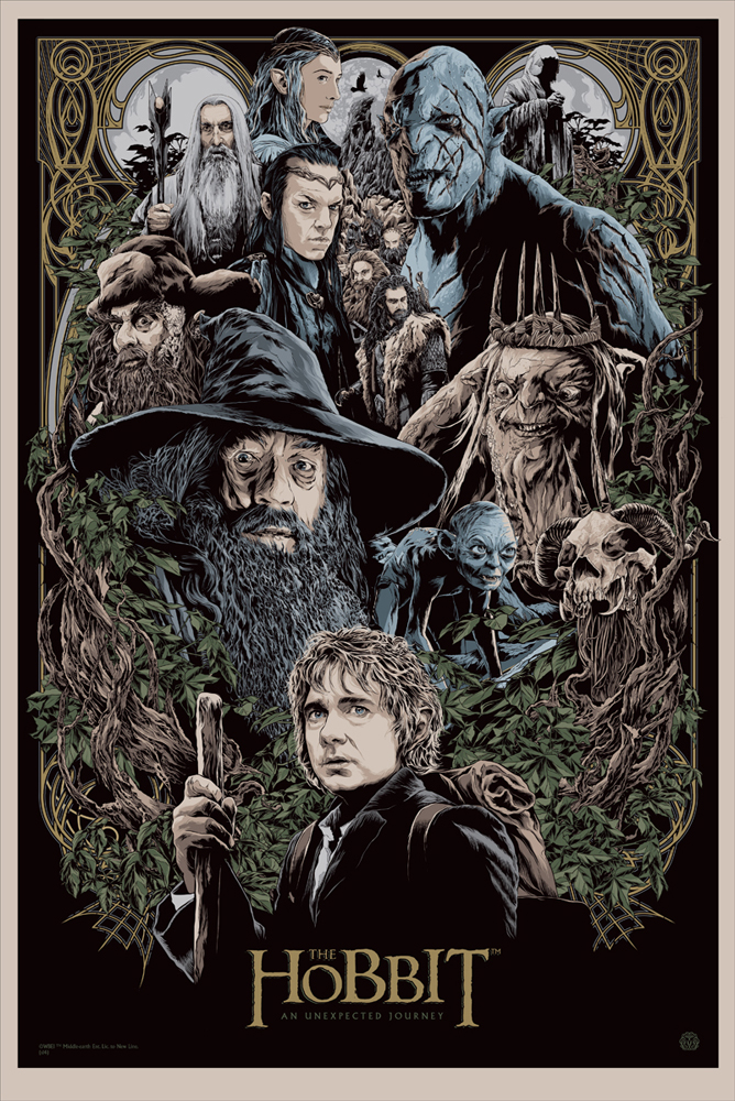 taylor The Hobbit An Unexpected Journey