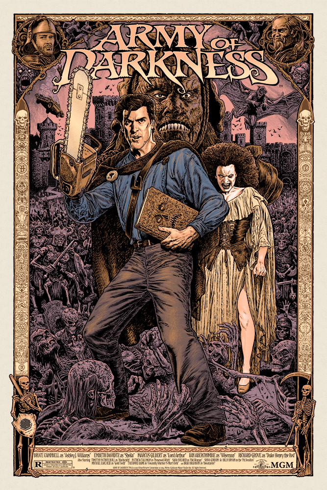 weston Army Of Darkness variant
