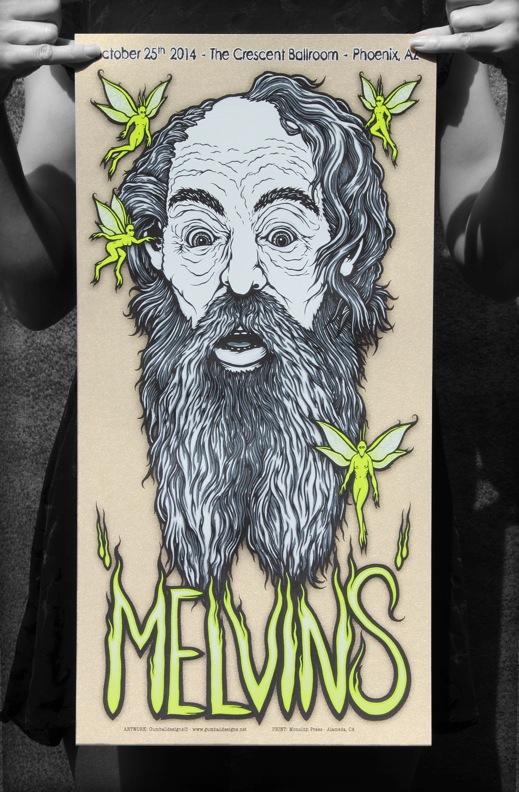 wittholz Melvins - Phoenix, AZ 2014