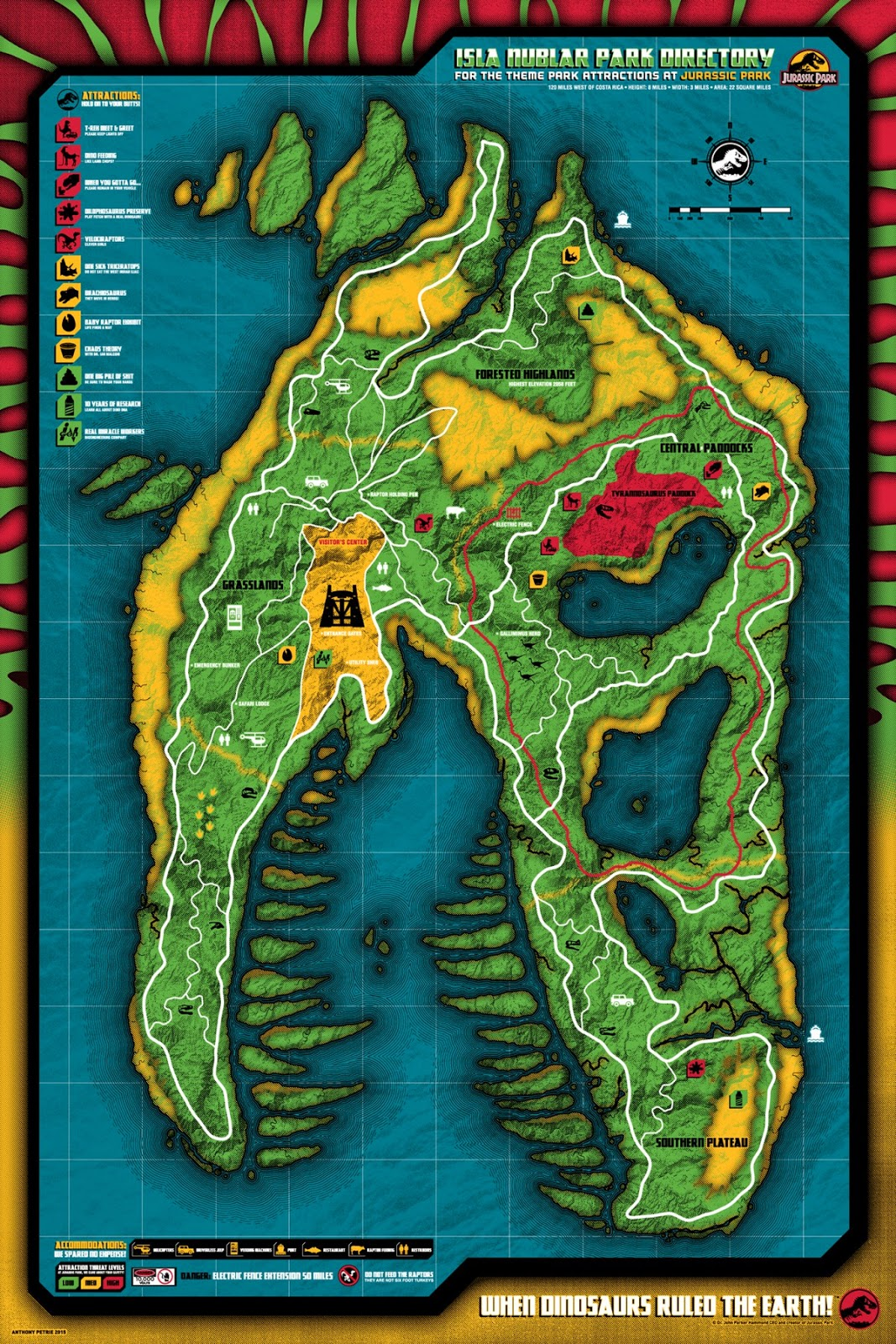 Petrie-Jurassic-Park