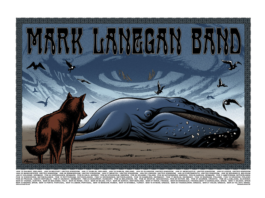 hampton Mark Lanegan Band