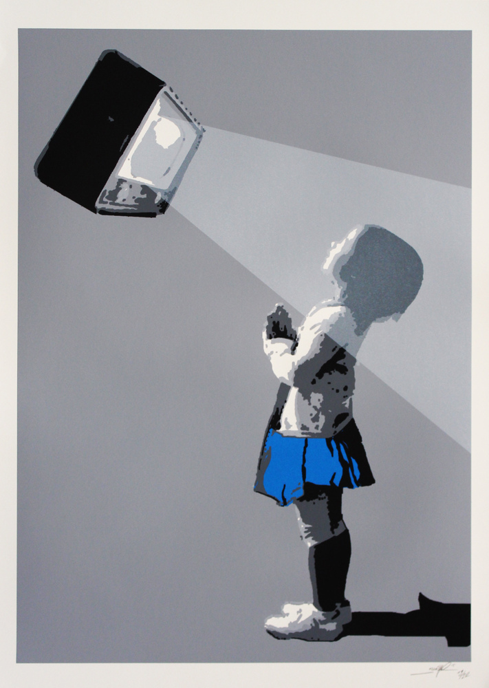 kurar and the light is blue