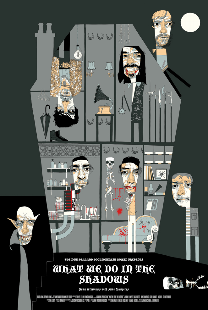 What we do in the shadows by conor langton 24 x 36 7