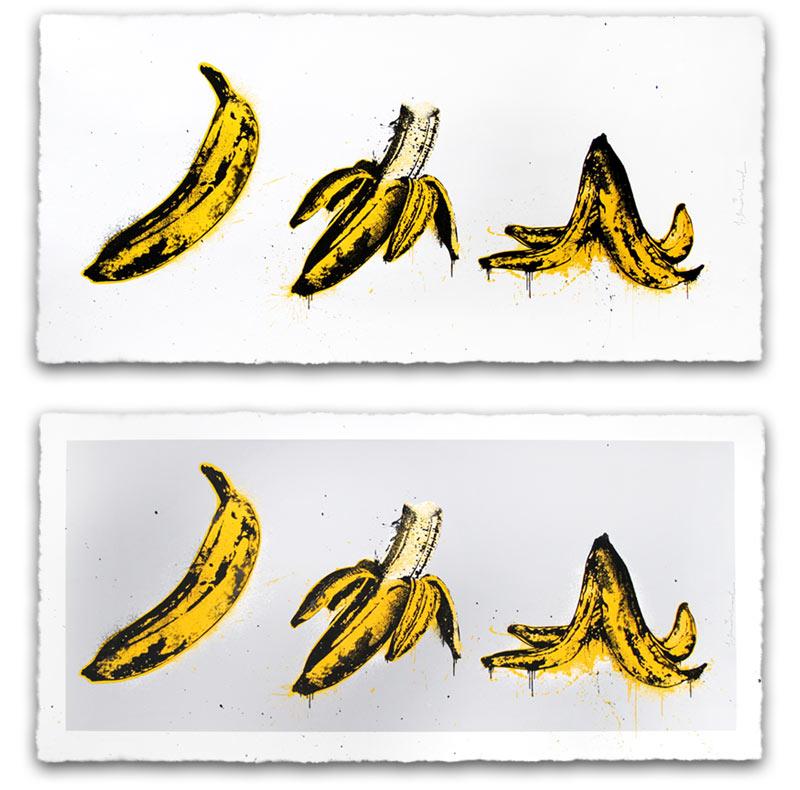 mr brainwash banana split