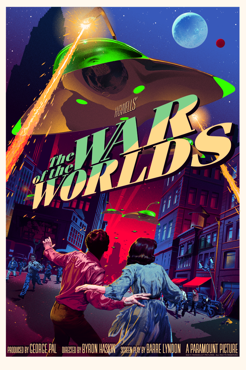 stan and vince The War of the Worlds