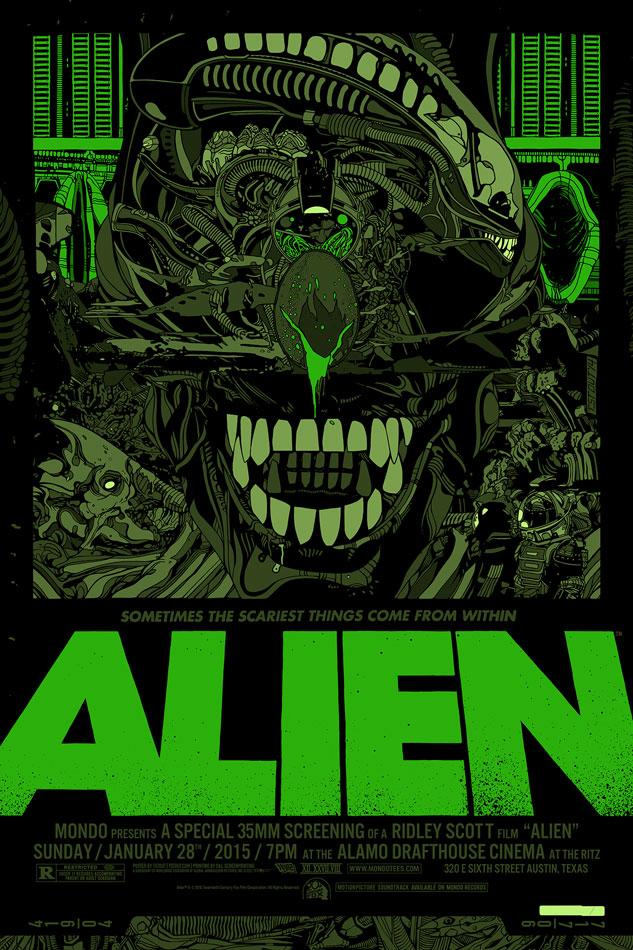 stout alien variant