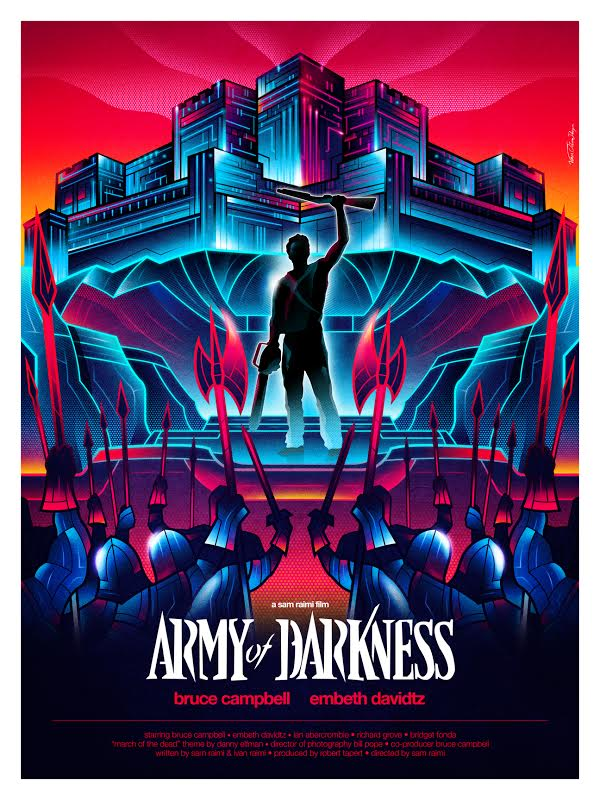 van orton army of darkness