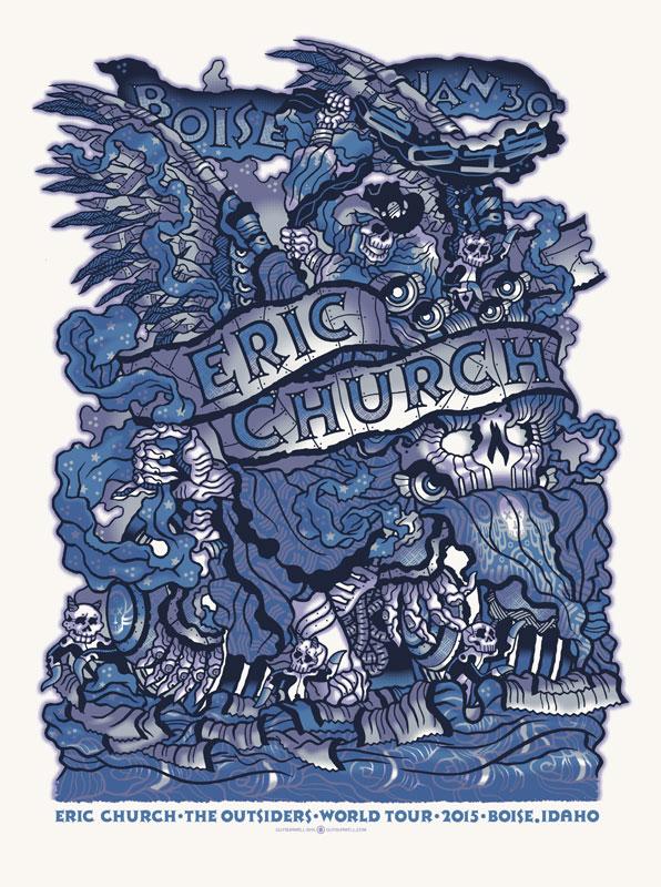 burwell eric church boise id 2015