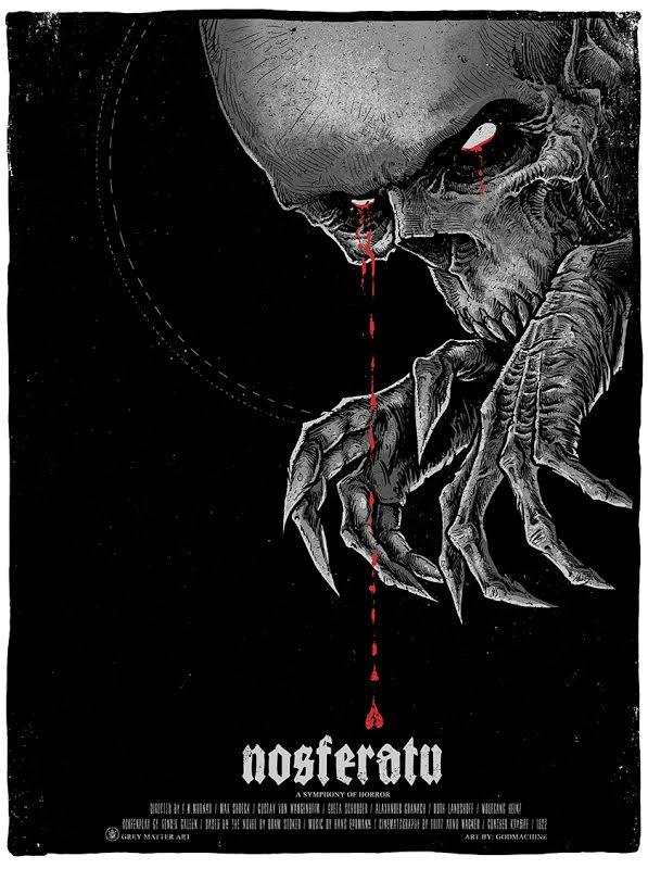 godmachine nosferatu