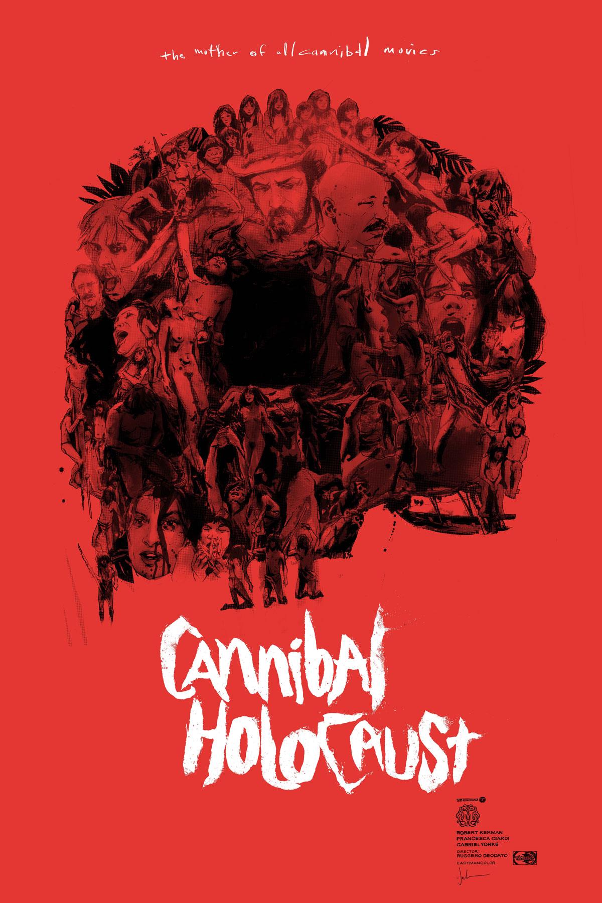 jock cannibal holocaust variant