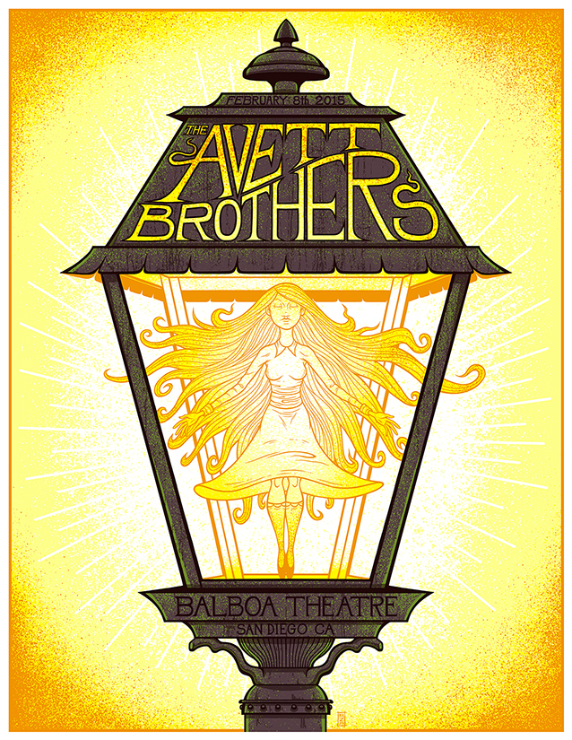 mazza the avett brothers san diego ca 2015
