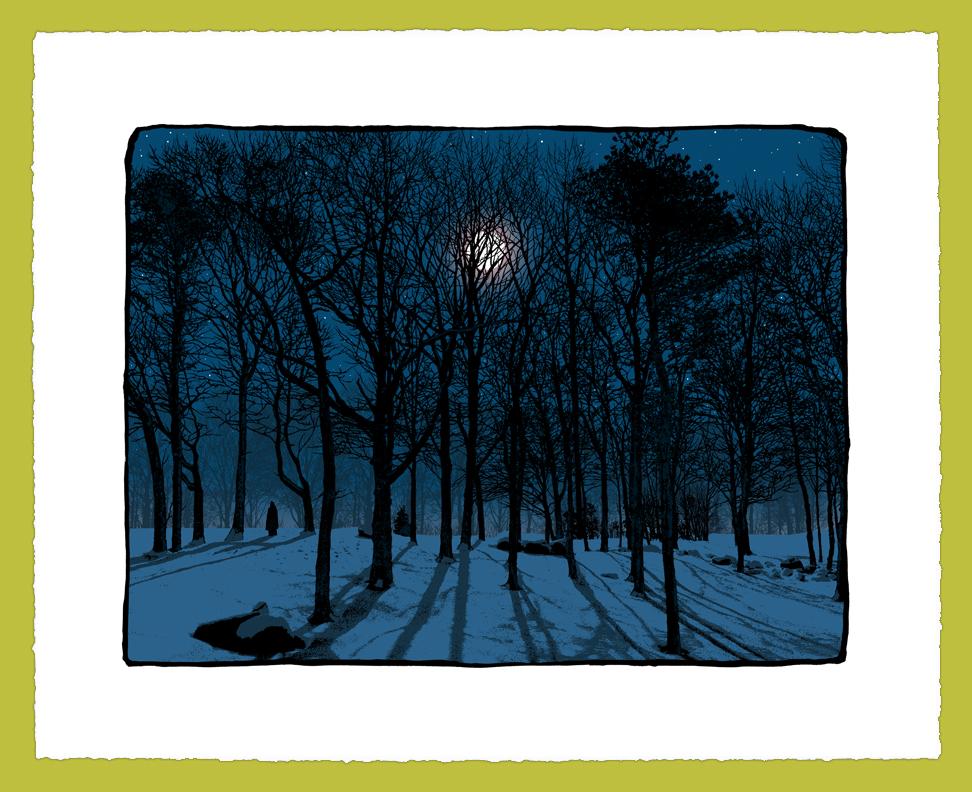 mccarthy Followed by a Moon Shadow