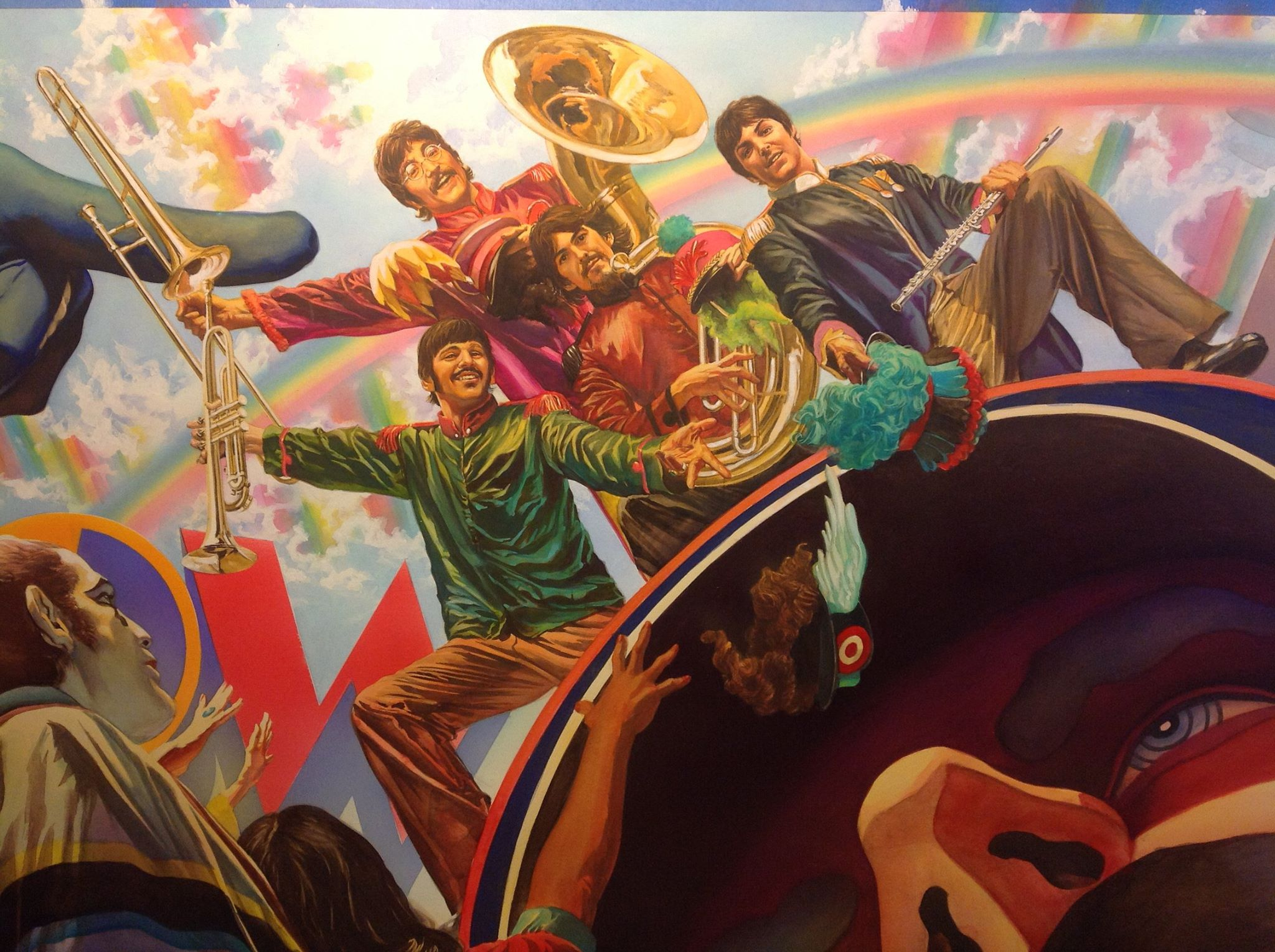 Yellow Submarine By Alex Ross 411posters