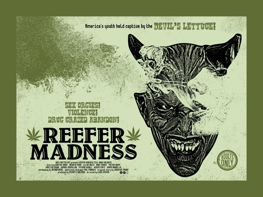 Garofalo reefer madness