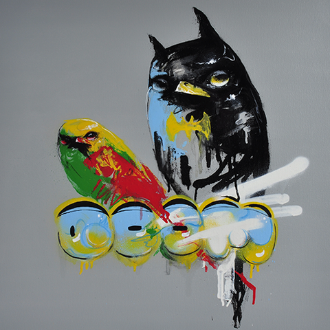 """""""Batman and Robin 