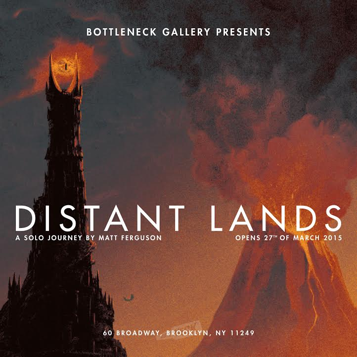 bottleneck ferguson distant lands 9