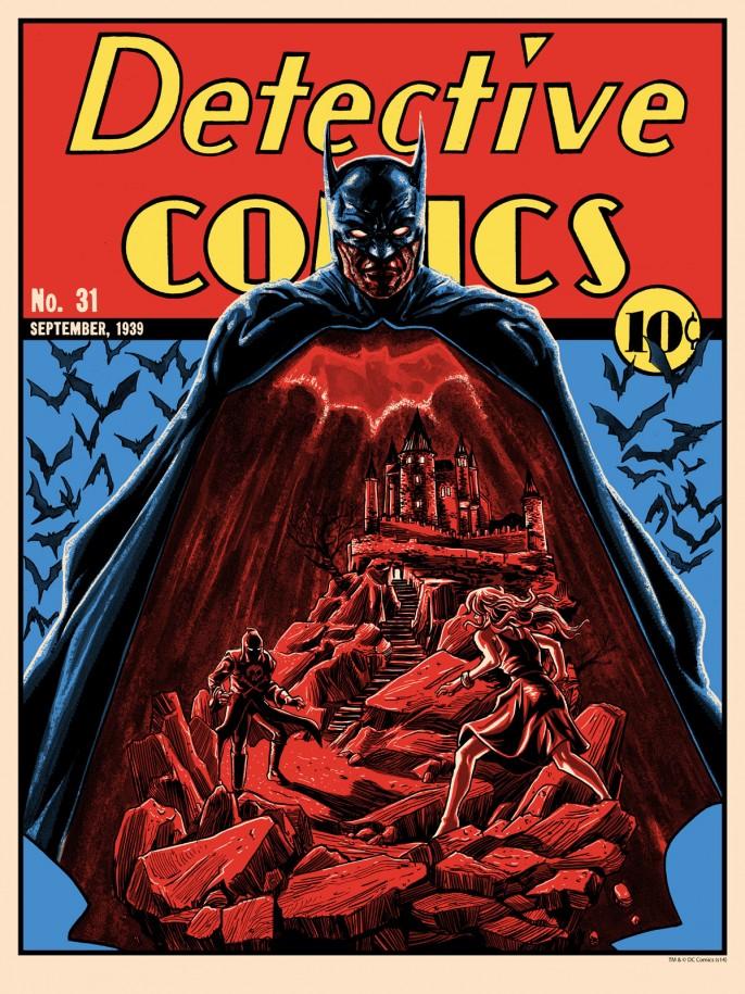 doyle Detective Comics 31
