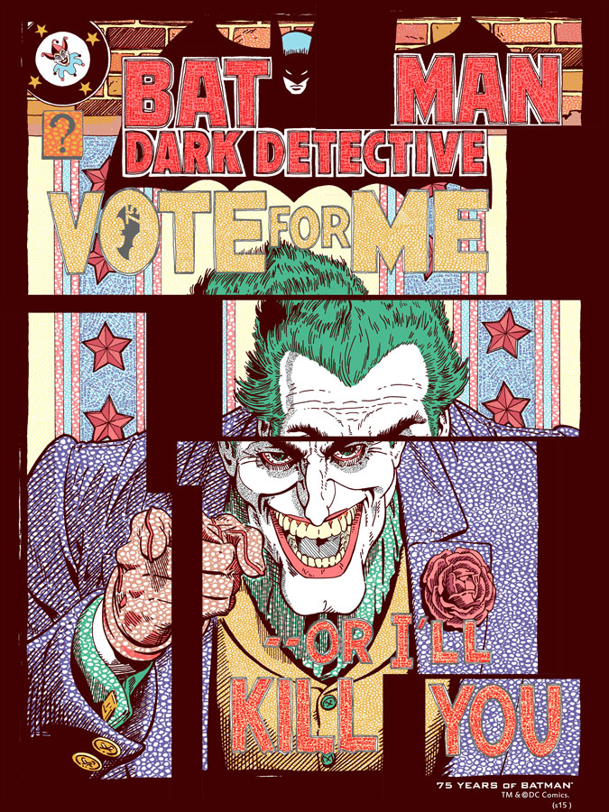 fugscreens vote for me joker