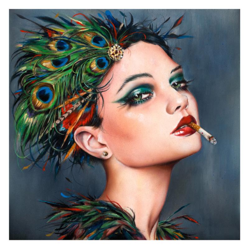 viveros feathers