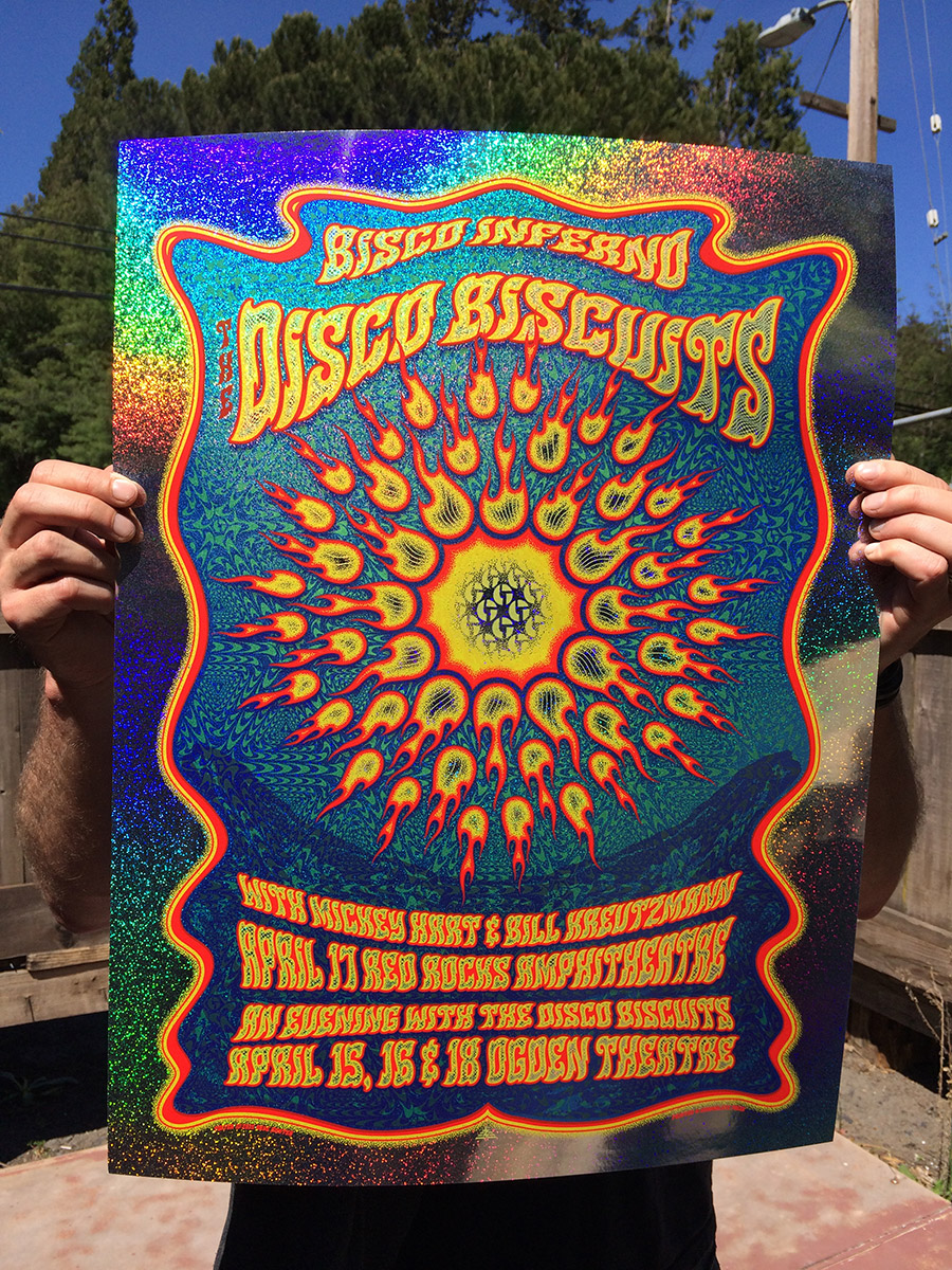 hunter Bisco Inferno 2015 1
