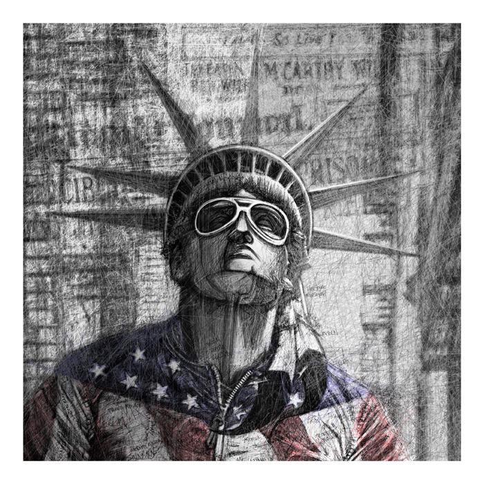 van dal Yankee Doodle Dandy
