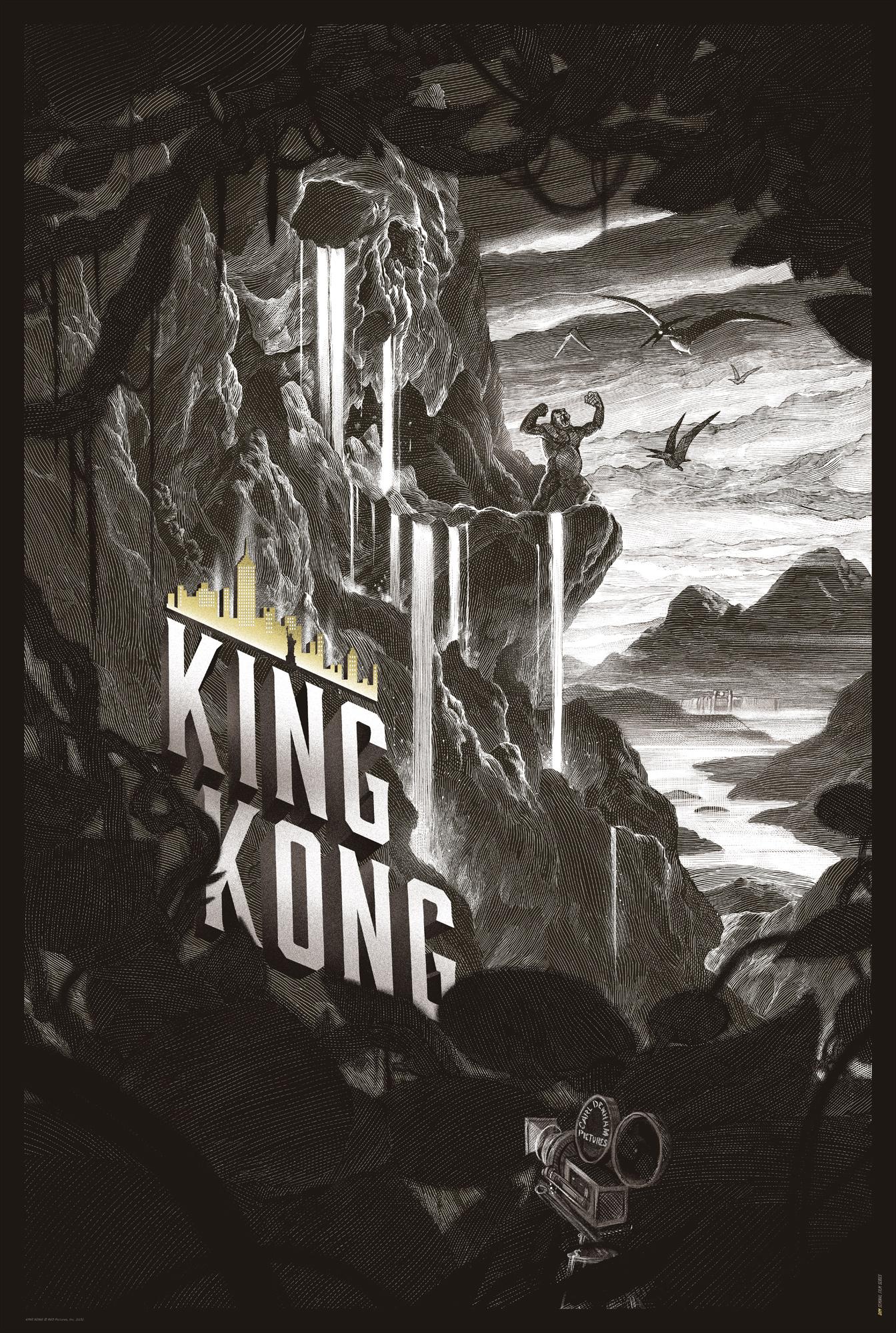 KING KONG-VARIANT