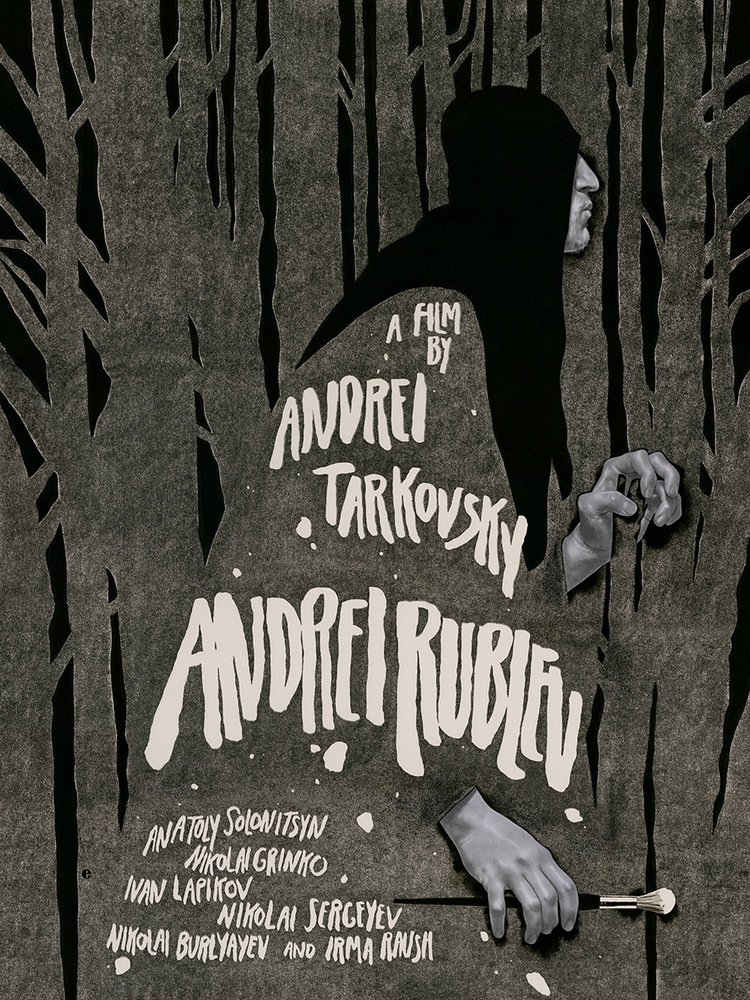 kinsella ANDREI RUBLEV