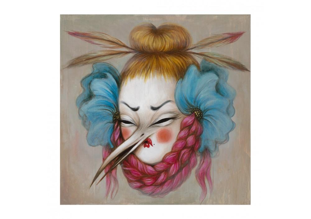 miss van Sad Birdy Clown I