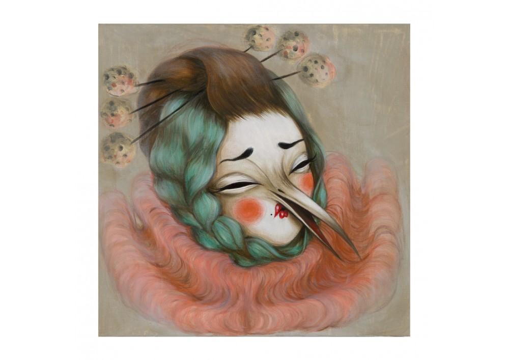 miss van Sad Birdy Clown II