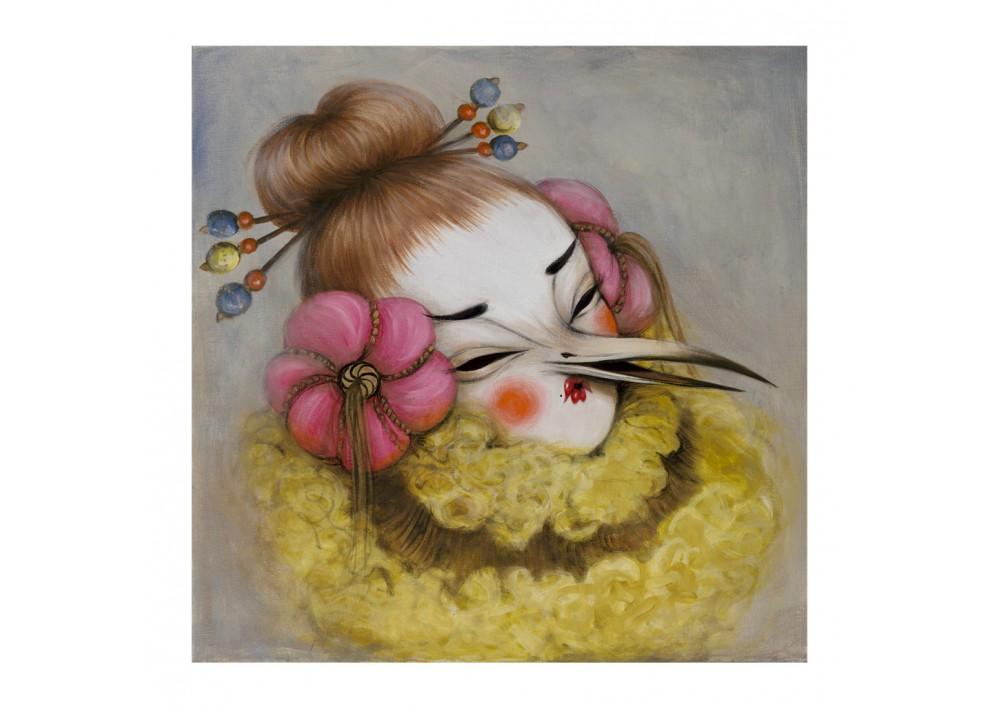 miss van Sad Birdy Clown III
