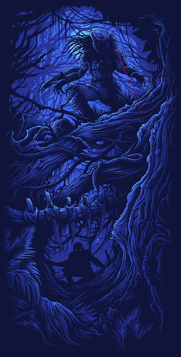 mumford predator blue