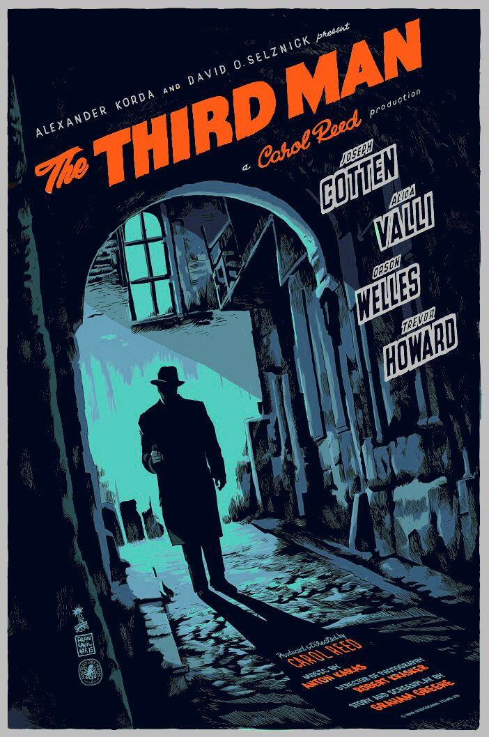 Francavilla the third man variant