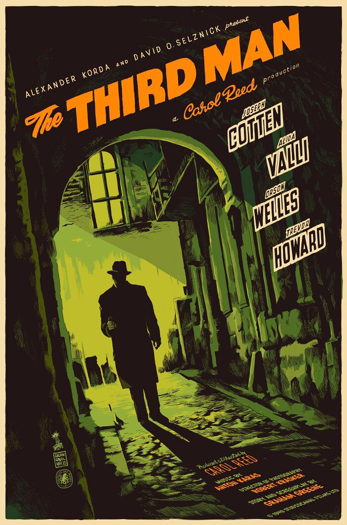 Francavilla the third man