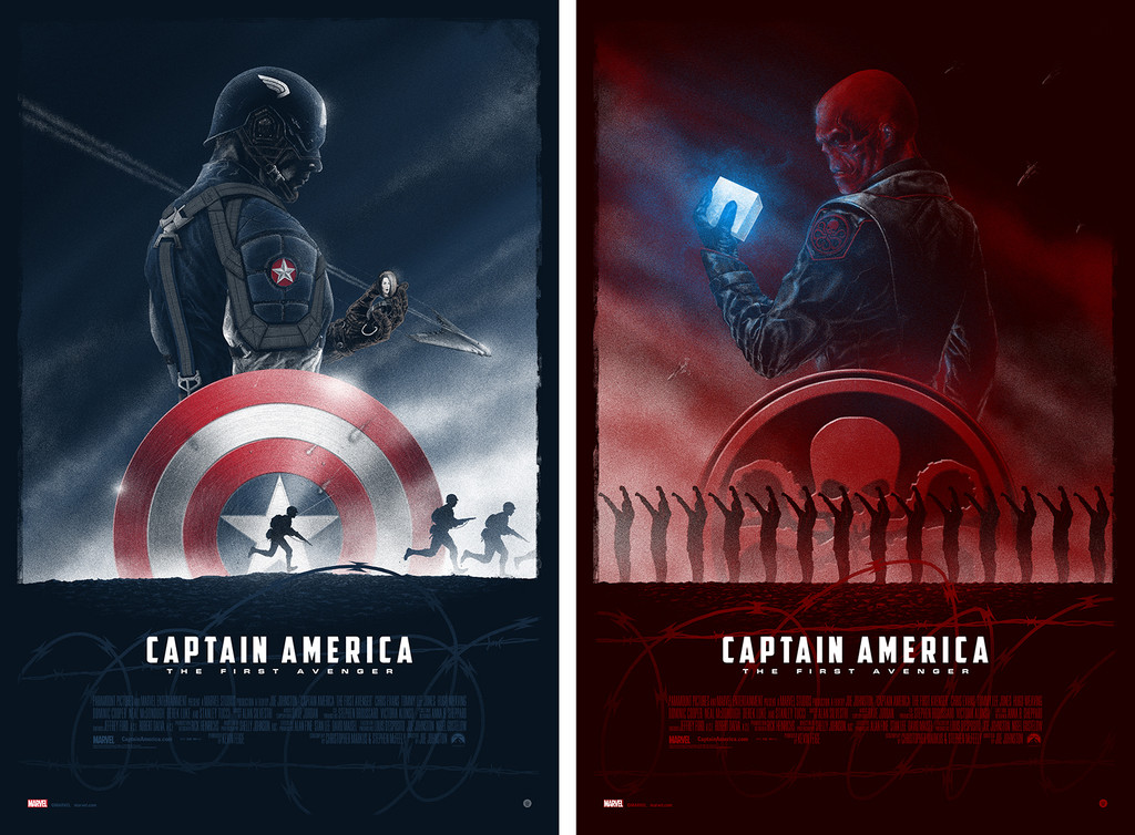manev Captain America The First Avenger 1
