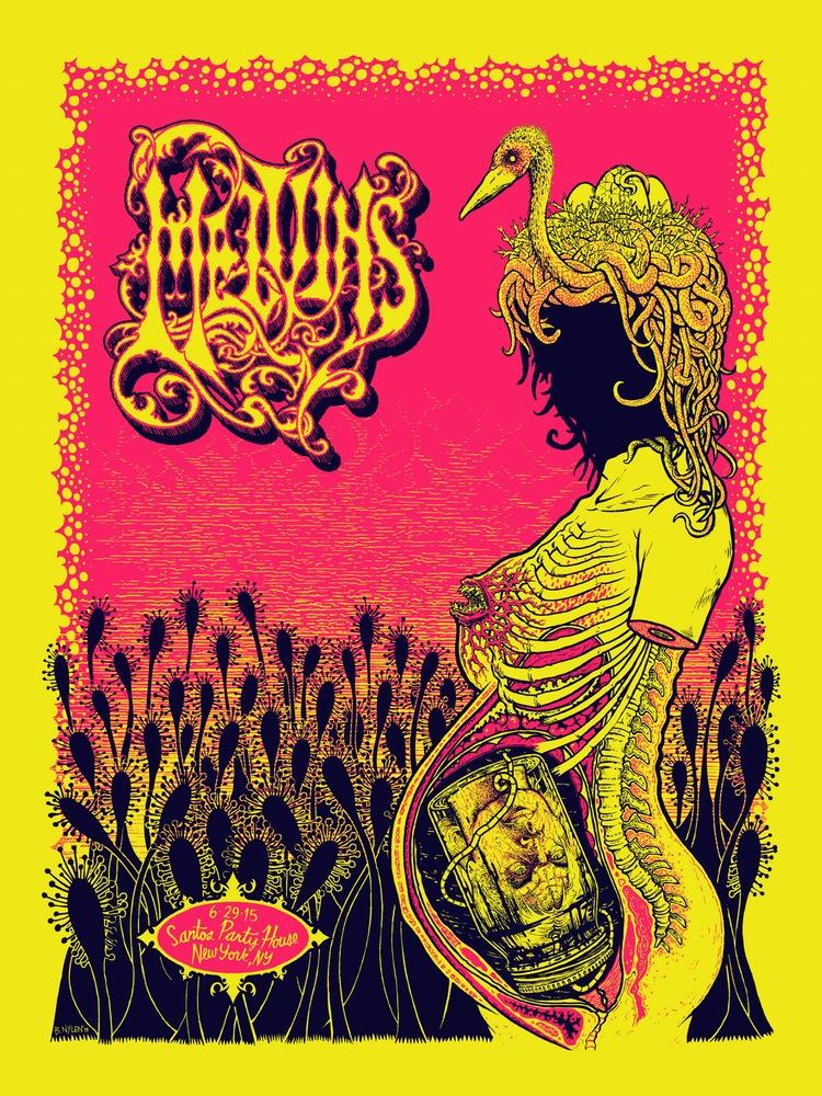 nylen Melvins - New York, NY 2015