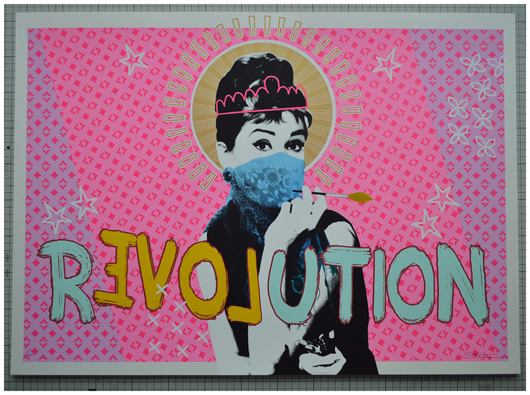static love revolution