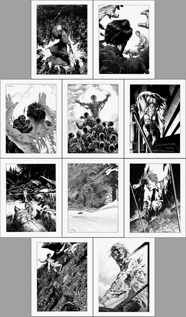 wrightson the stand