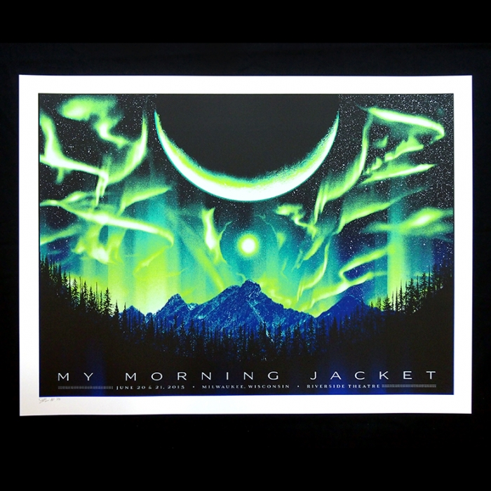 slater My Morning Jacket - Milwaukee, WI 2015